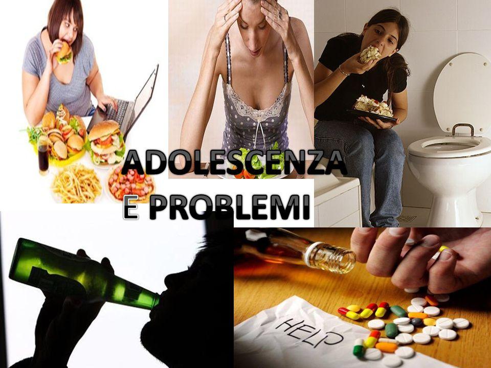 ADOLESCENZA E PROBLEMI