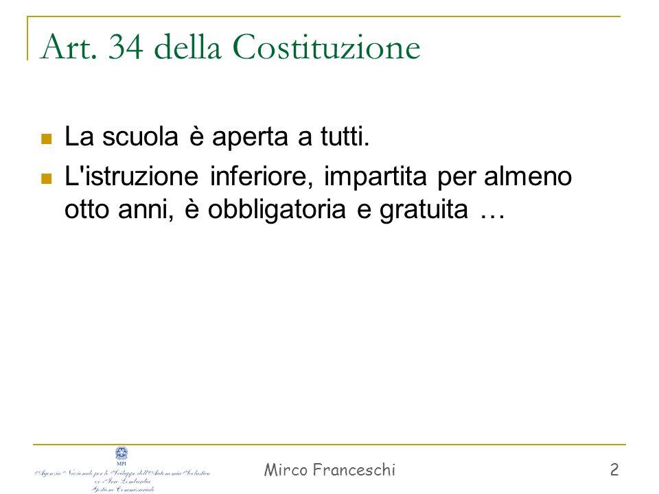 Art. 34 della Costituzione