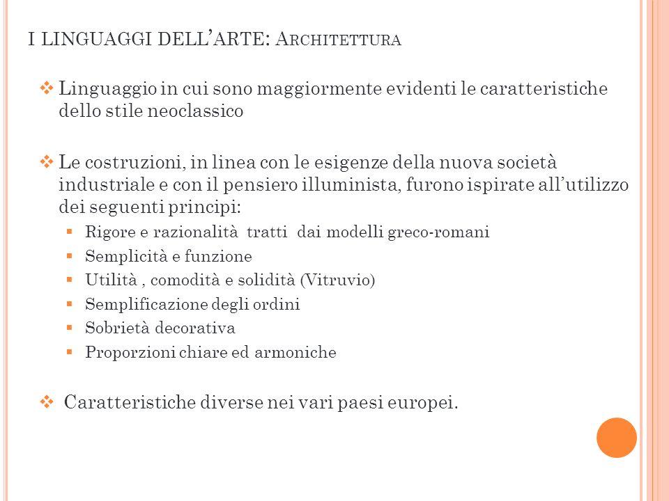 Architettura pittura e scultura nel secondo ppt video for Caratteristiche dell architettura in stile mediterraneo