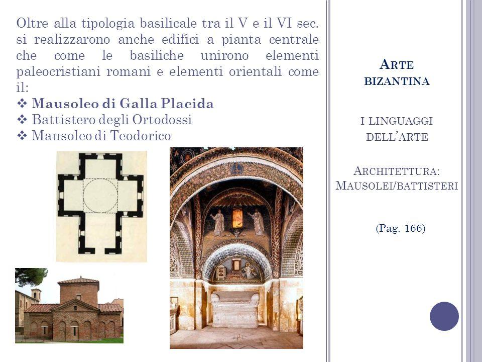Mausoleo di Galla Placida Battistero degli Ortodossi