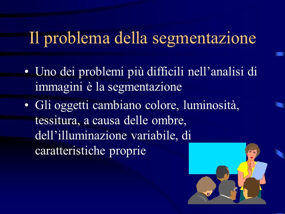 Il problema della segmentazione