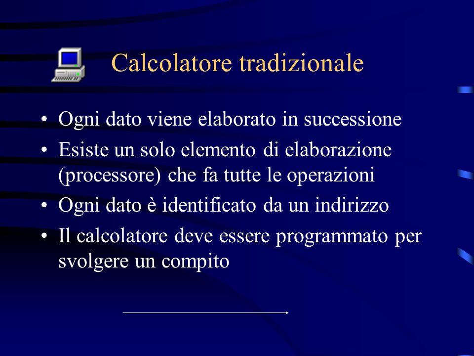 Calcolatore tradizionale