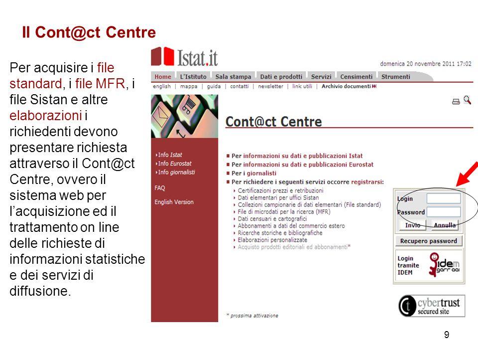 Il Cont@ct Centre