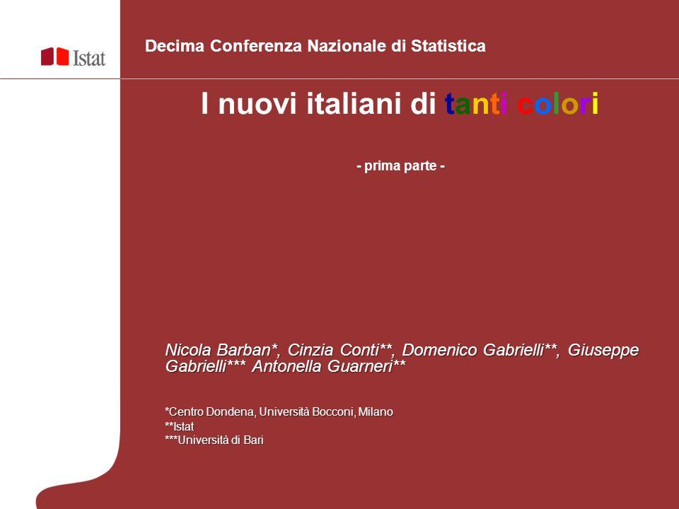 I nuovi italiani di tanti colori