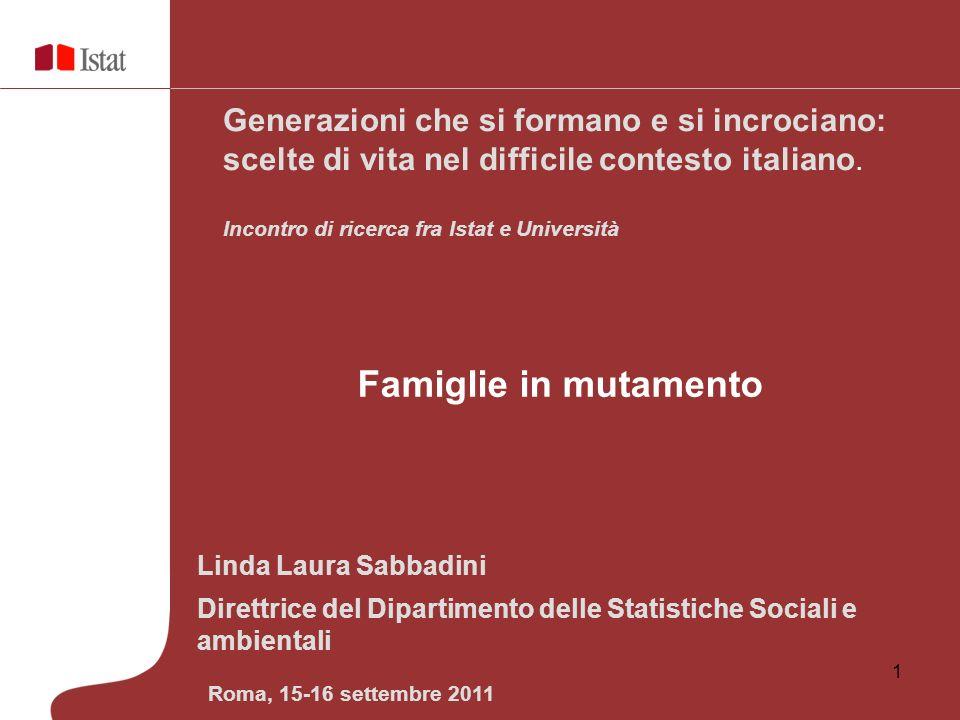 Generazioni che si formano e si incrociano: scelte di vita nel difficile contesto italiano.