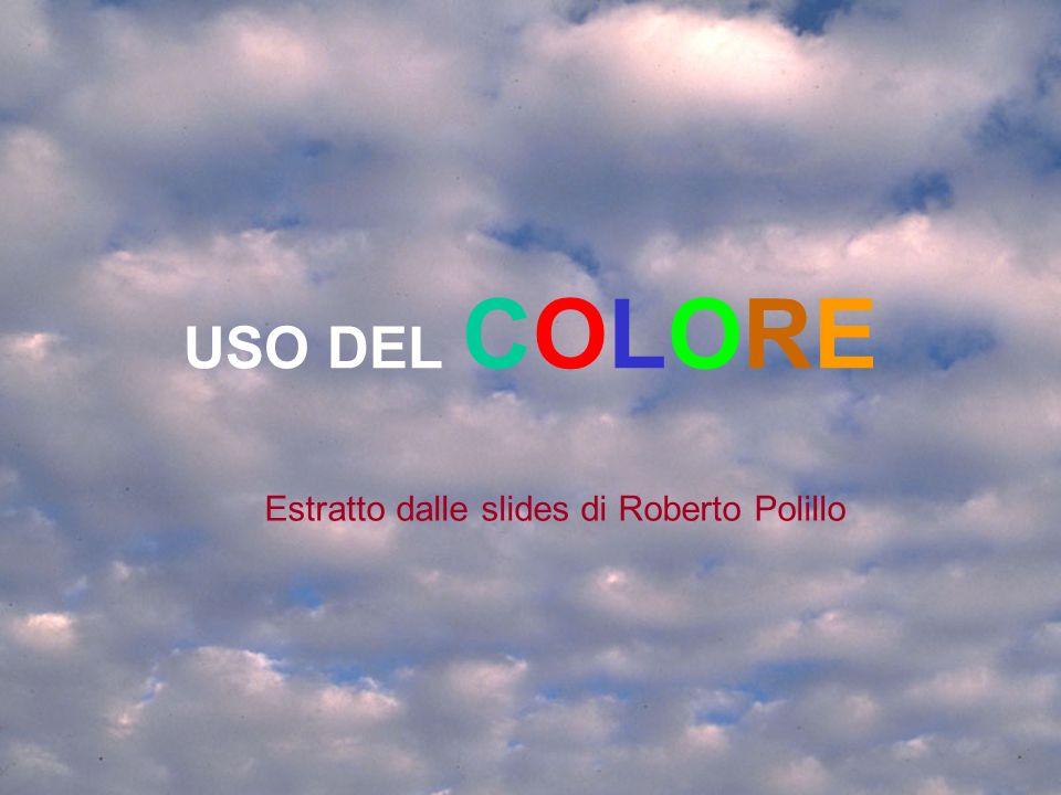 Estratto dalle slides di Roberto Polillo