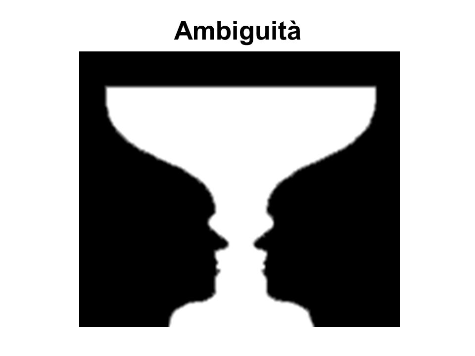 Ambiguità
