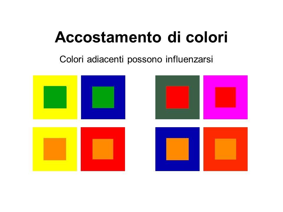 Accostamento di colori