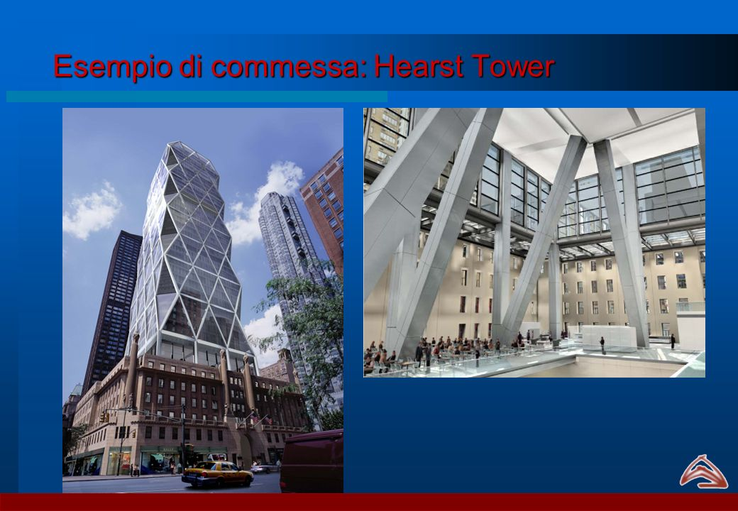 Esempio di commessa: Hearst Tower