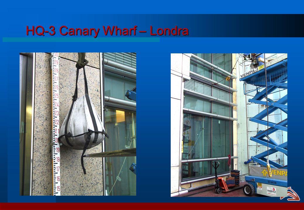 HQ-3 Canary Wharf – Londra