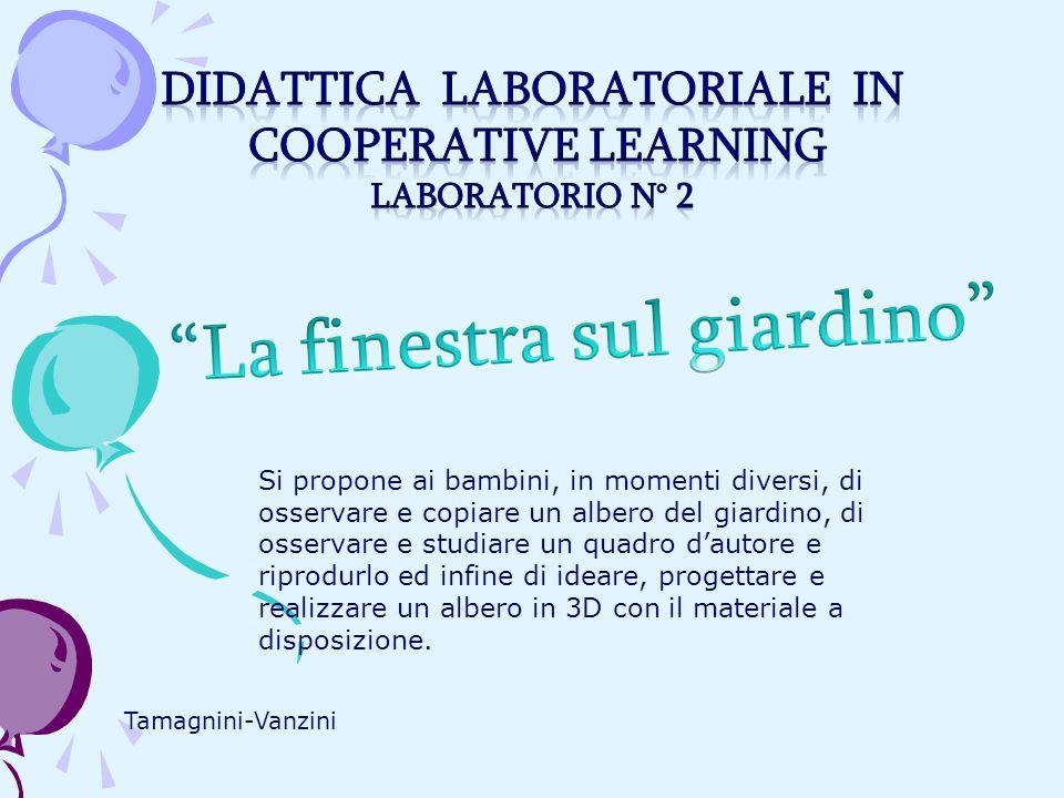 Il cooperative learning ppt video online scaricare - La finestra sul giardino ...