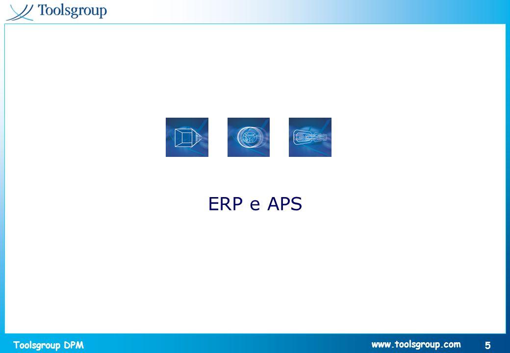 ERP e APS