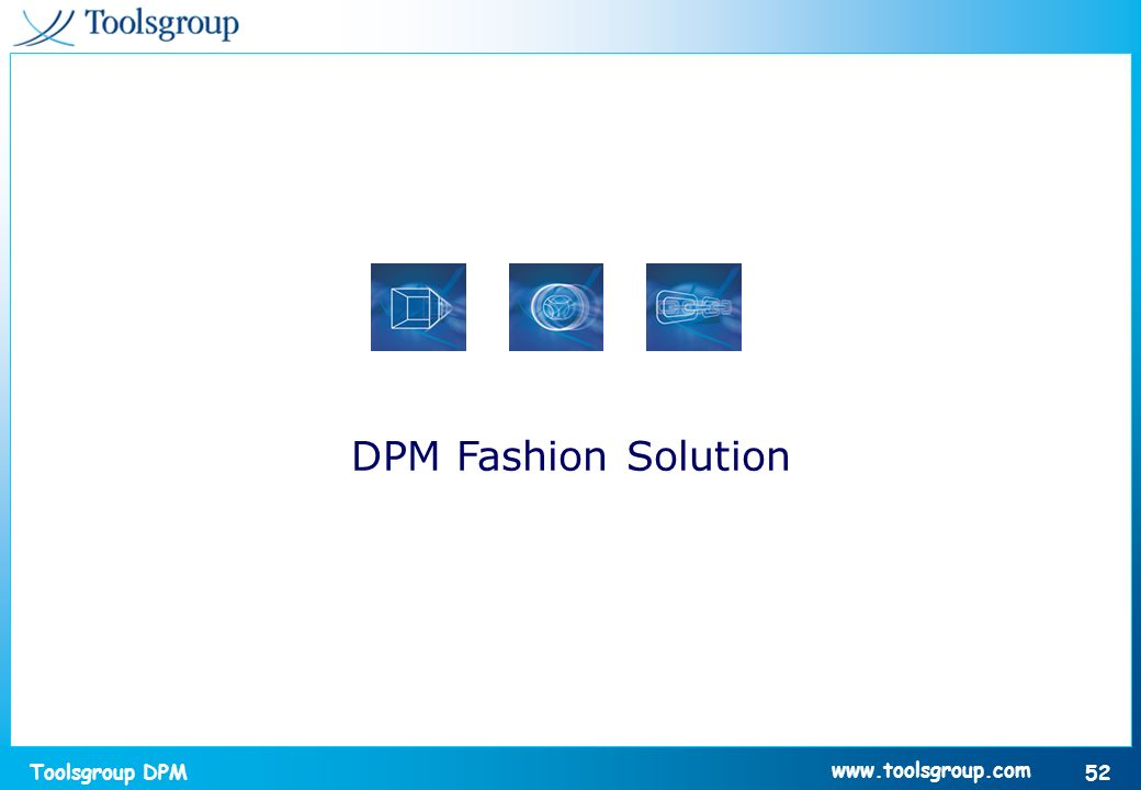 DPM Fashion Solution
