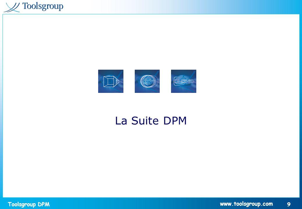 La Suite DPM
