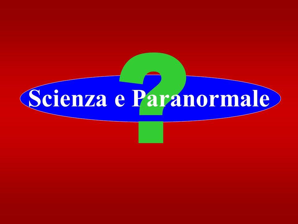 Scienza e Paranormale