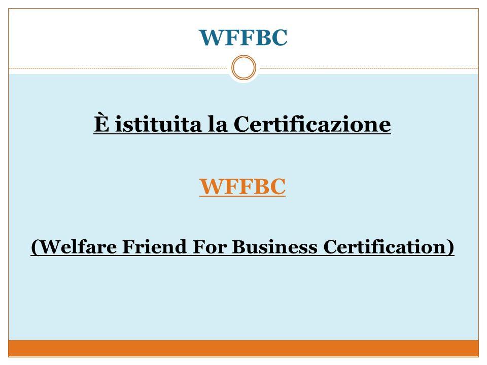 È istituita la Certificazione