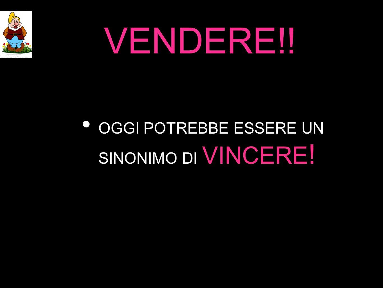 Vendere stefano micarelli ppt scaricare for Sinonimo di immaginare