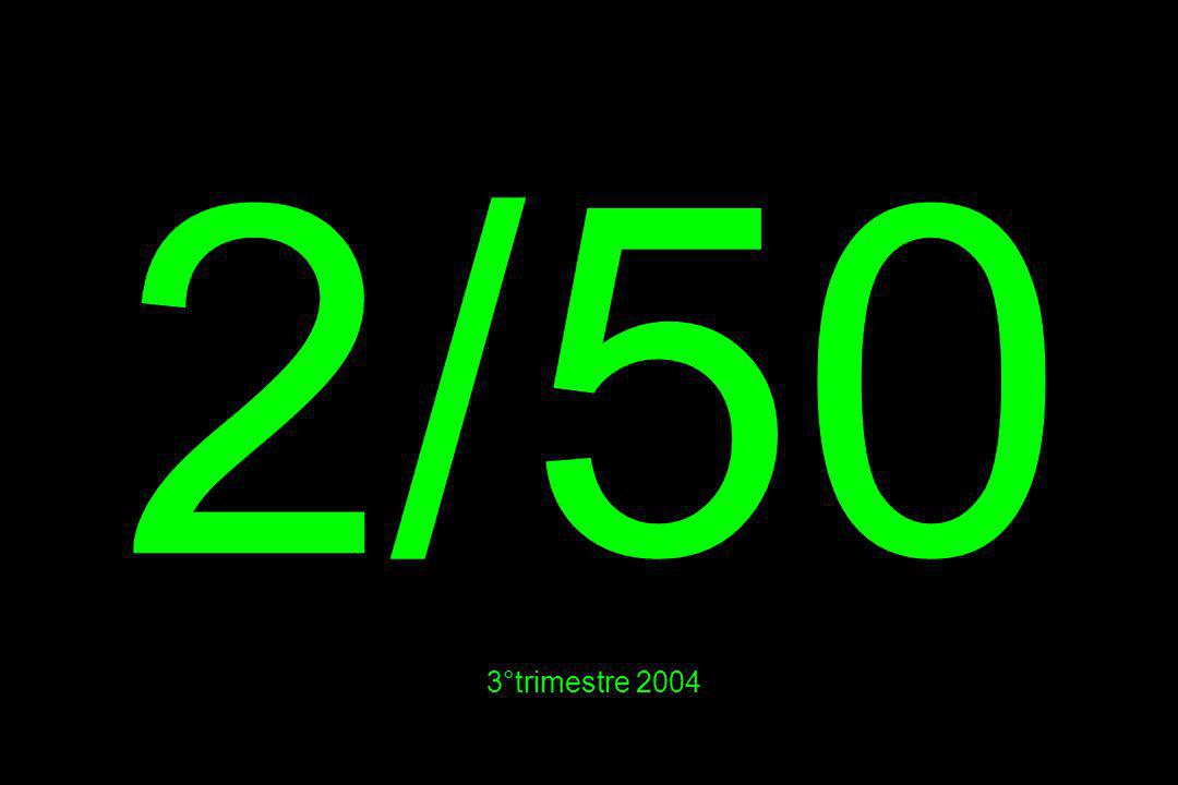 2/50 3°trimestre 2004