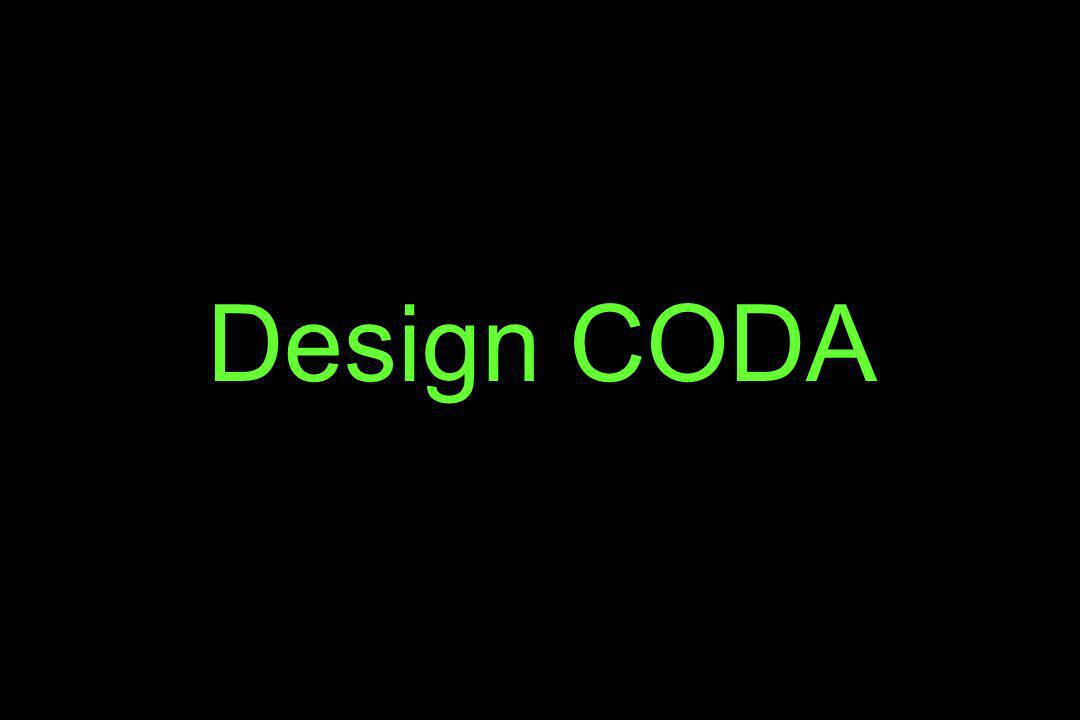 Design CODA