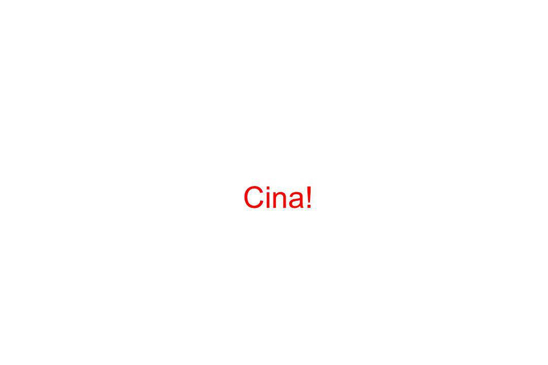 Cina!