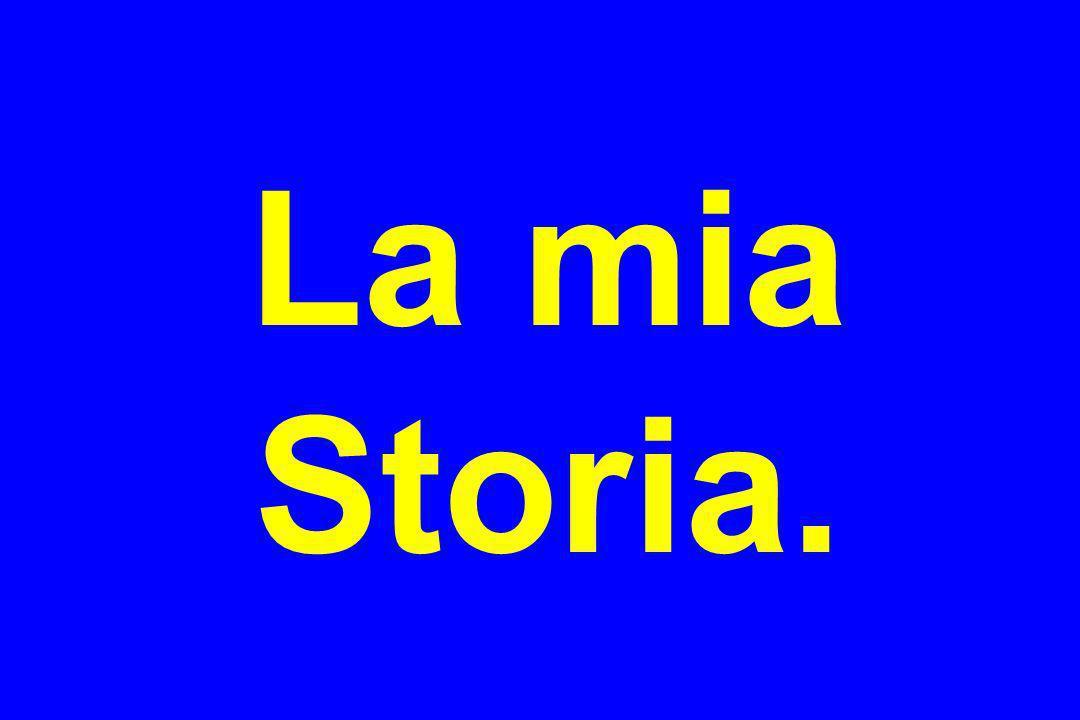La mia Storia.