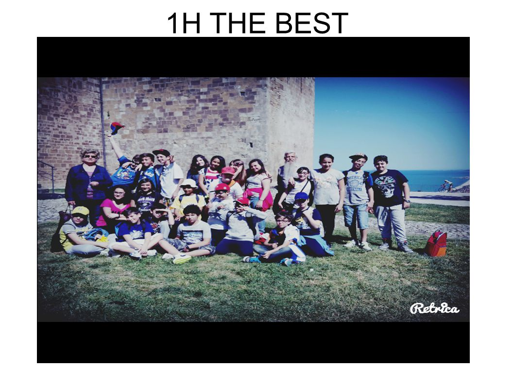 1H THE BEST