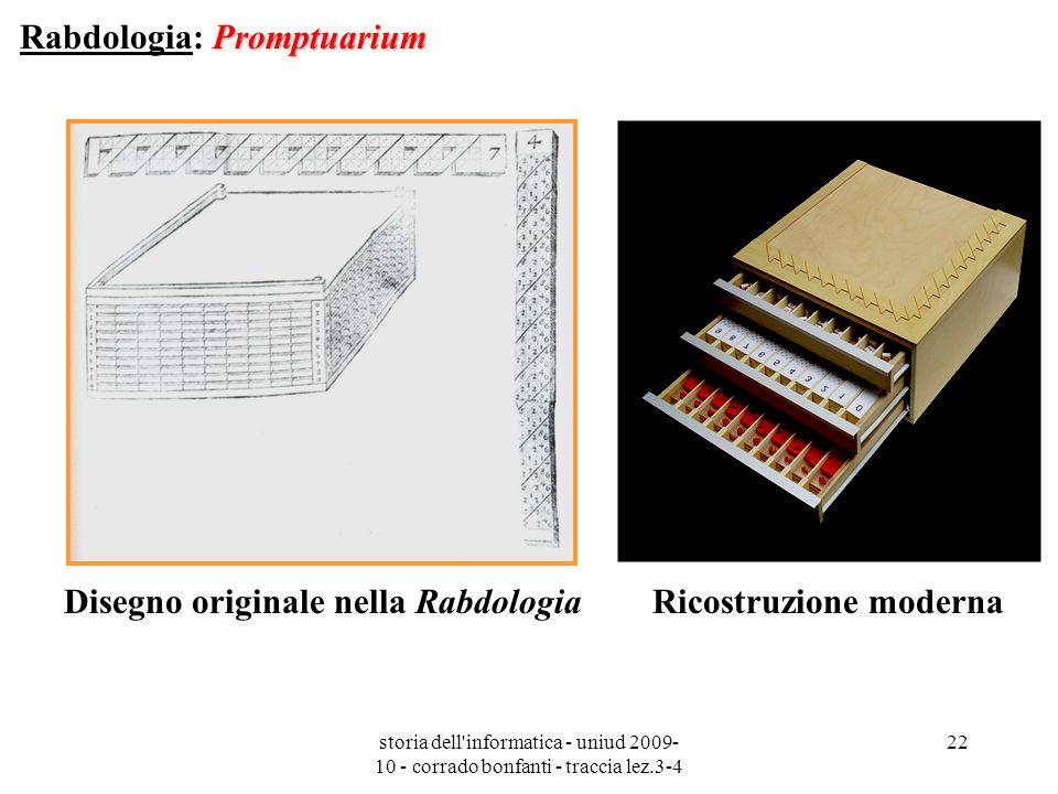 Rabdologia: Promptuarium