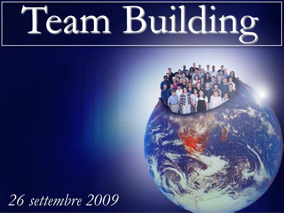 Team Building 26 settembre 2009