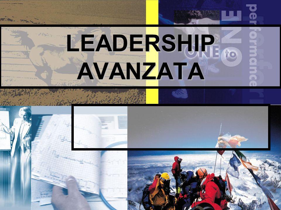 LEADERSHIP AVANZATA
