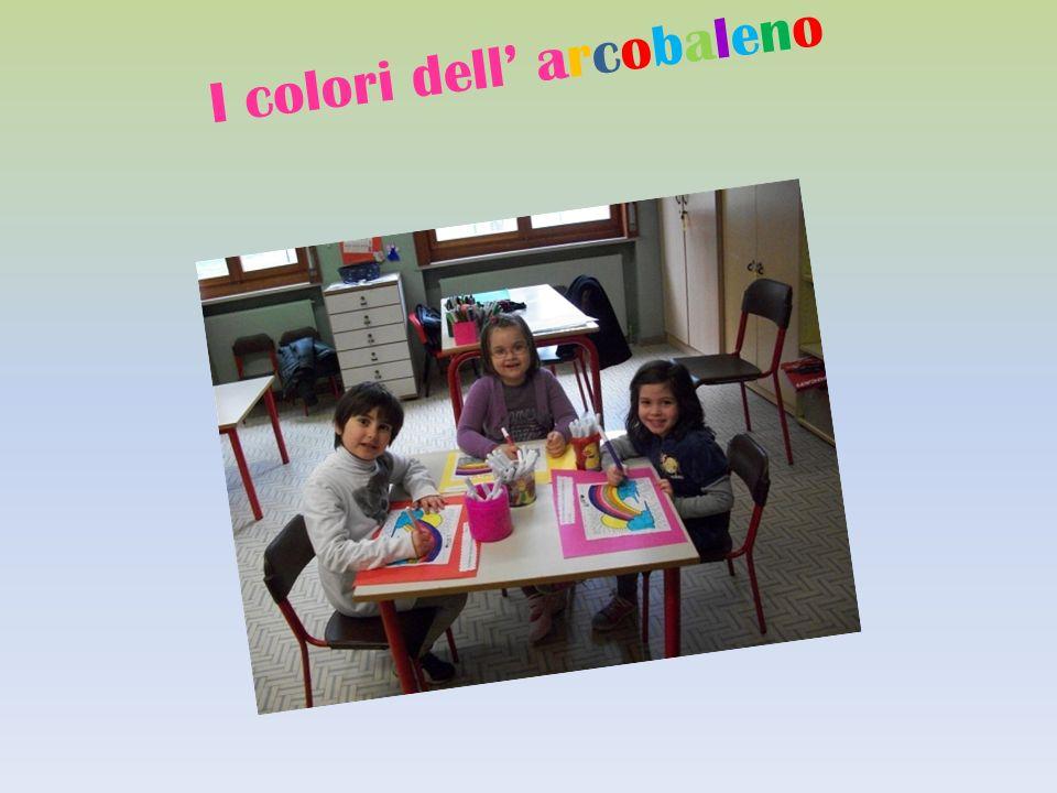 I colori dell' arcobaleno