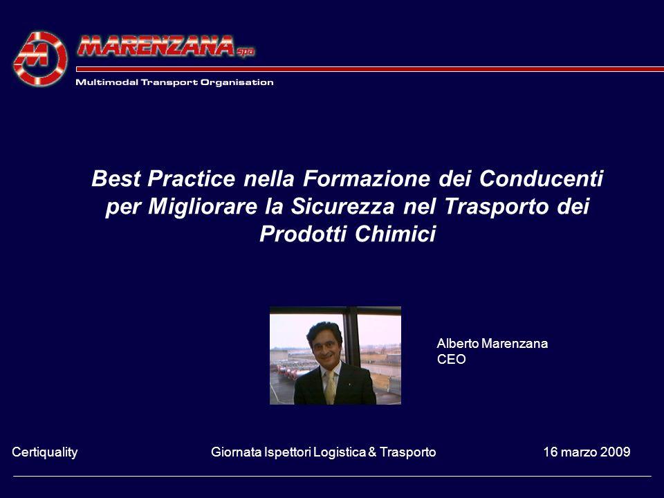 Best Practice nella Formazione dei Conducenti per Migliorare la Sicurezza nel Trasporto dei Prodotti Chimici