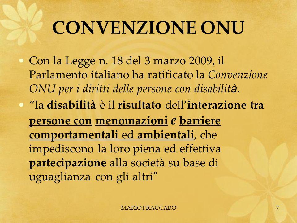 CONVENZIONE ONU