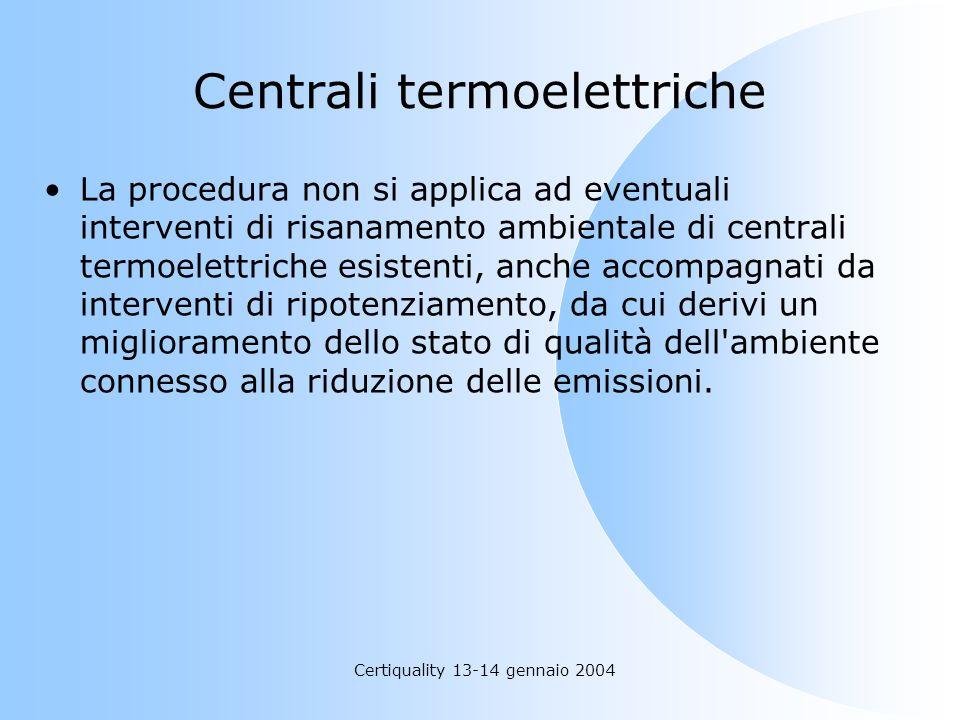 Centrali termoelettriche