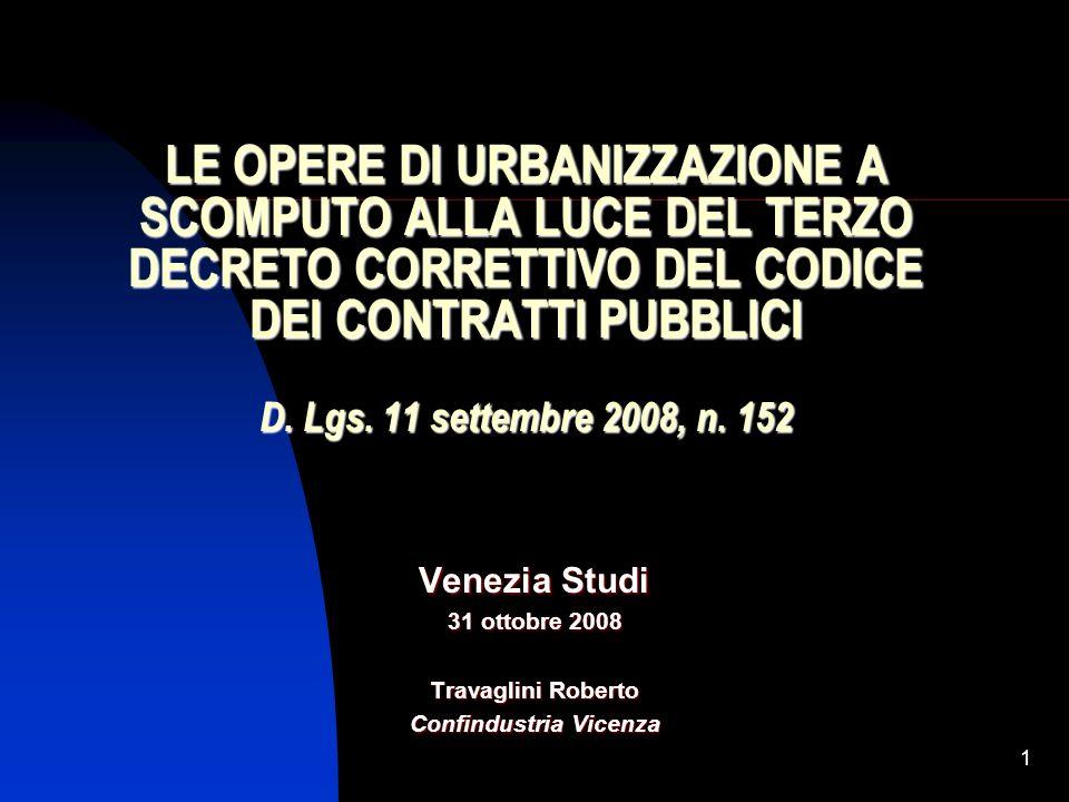 Venezia Studi 31 ottobre 2008 Travaglini Roberto Confindustria Vicenza
