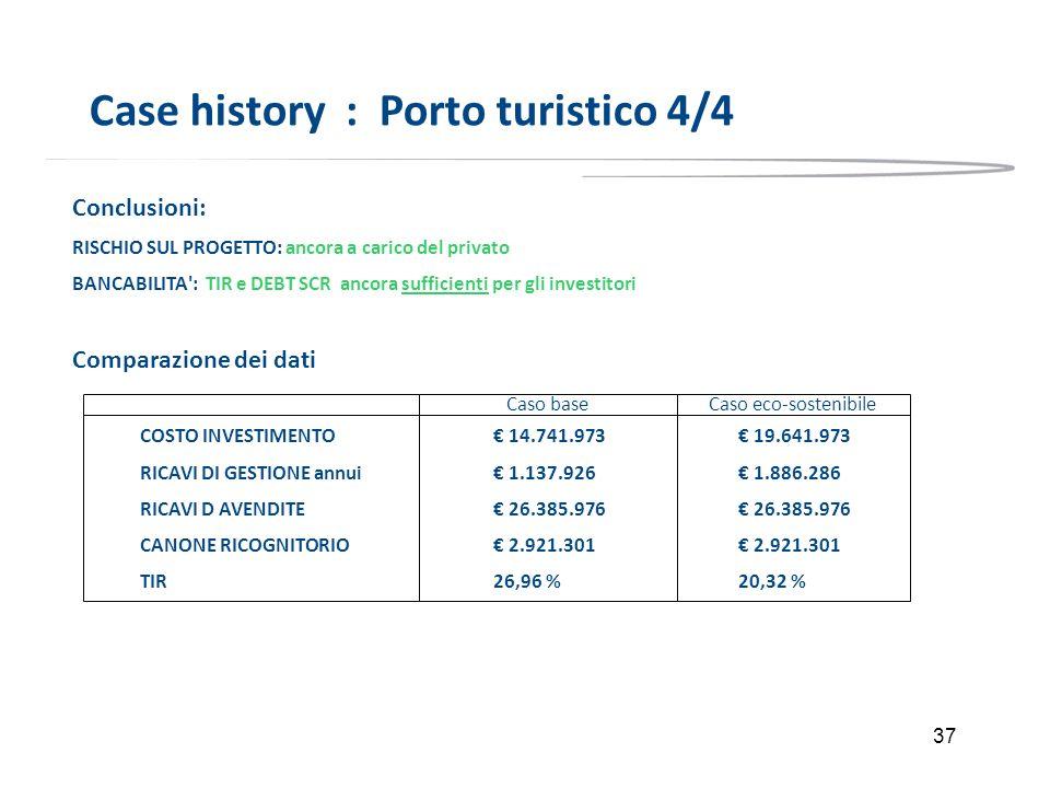 Case history : Porto turistico 4/4