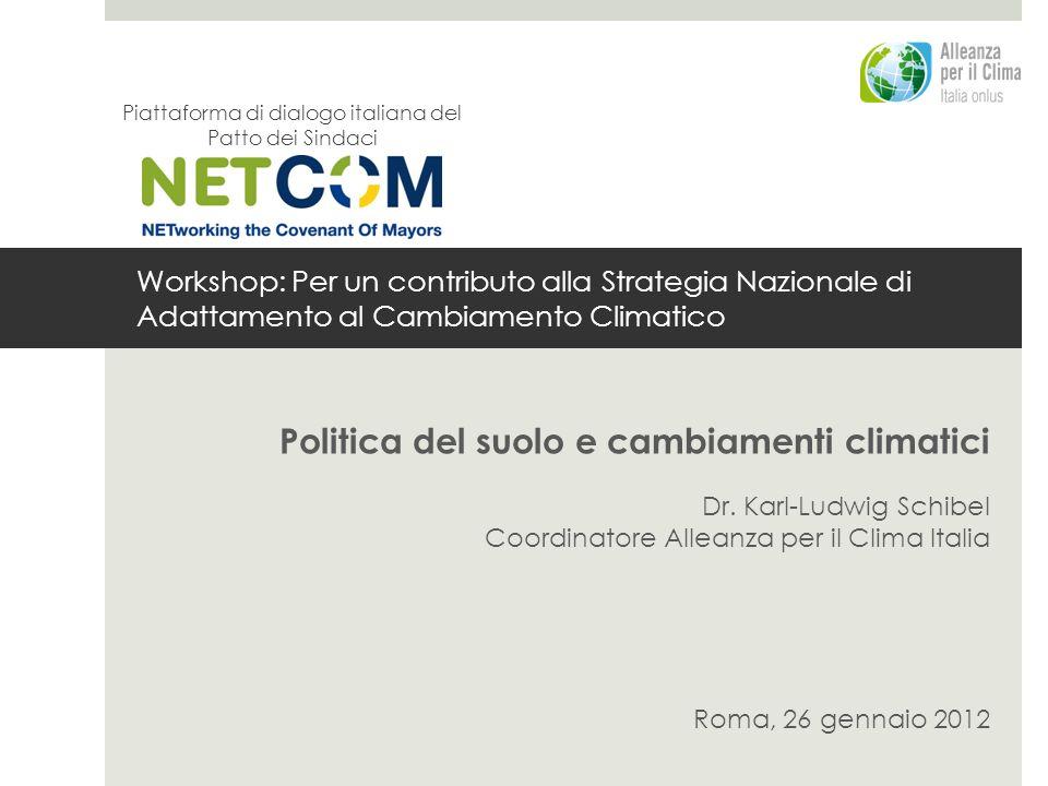 Piattaforma di dialogo italiana del Patto dei Sindaci