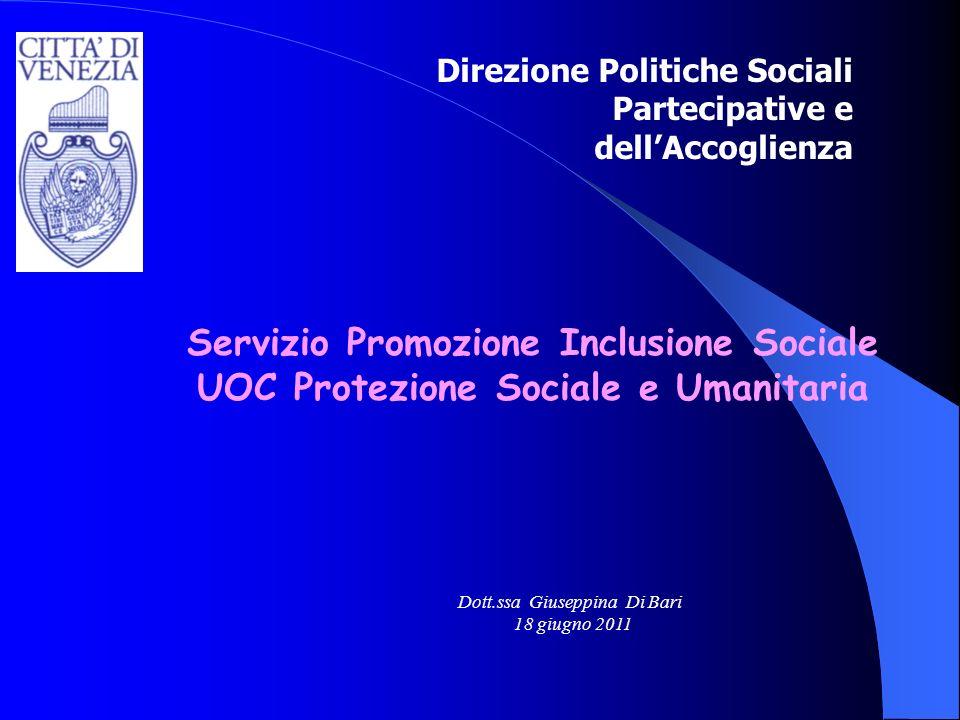 Servizio Promozione Inclusione Sociale