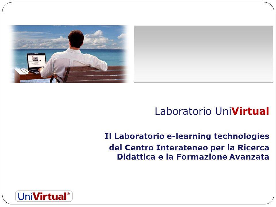 Laboratorio UniVirtual