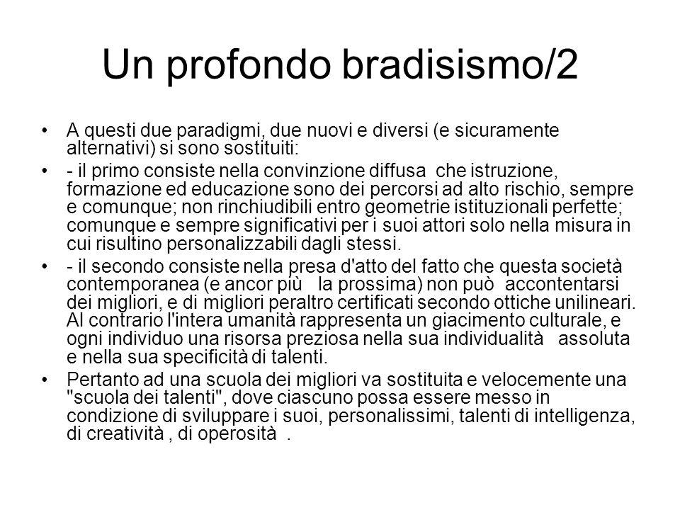 Un profondo bradisismo/2