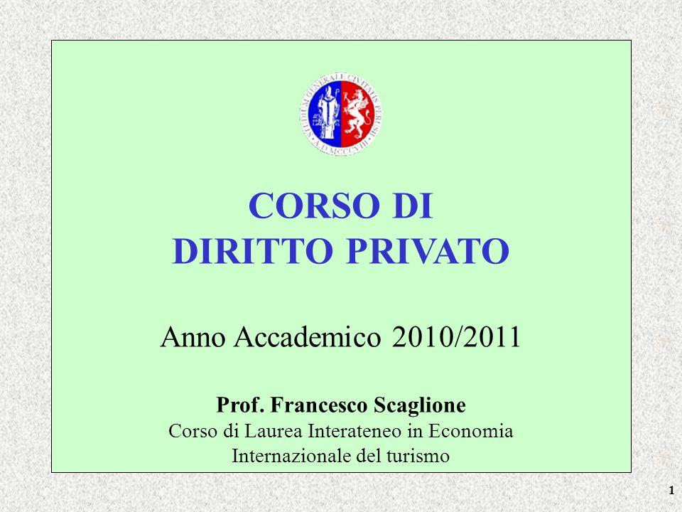 Prof. Francesco Scaglione