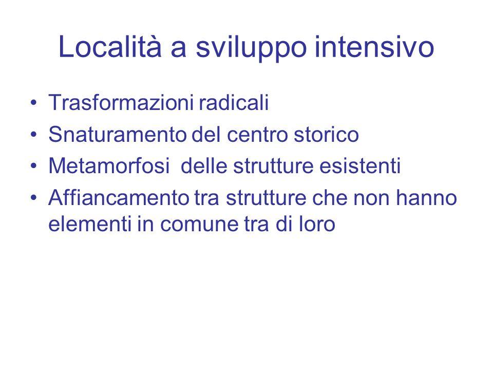 Località a sviluppo intensivo