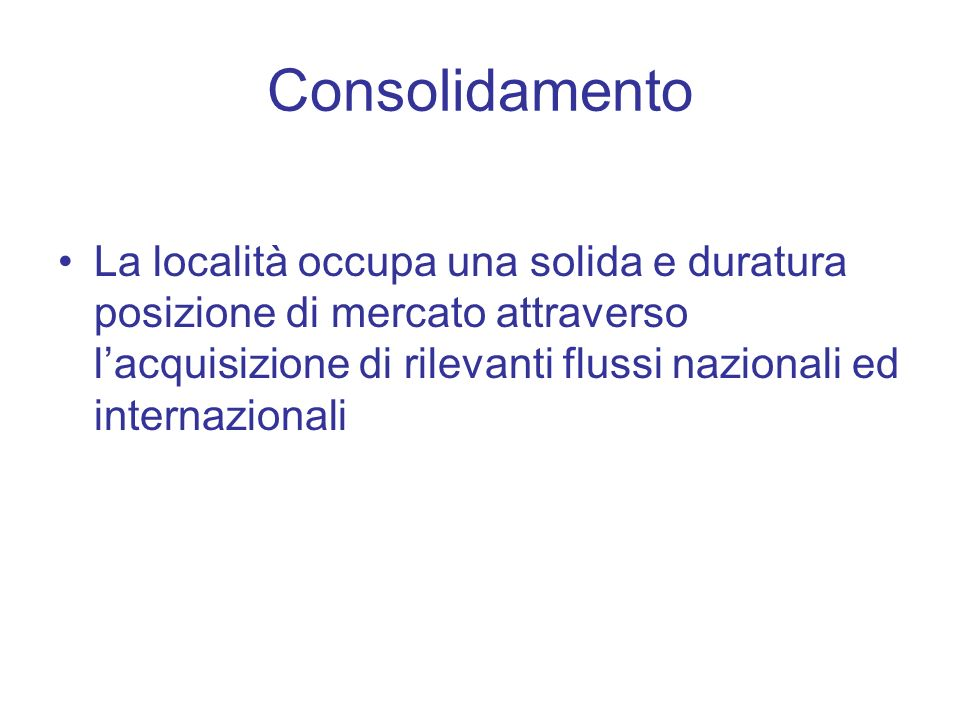 Consolidamento