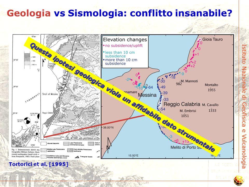 Questa ipotesi geologica viola un affidabile dato strumentale
