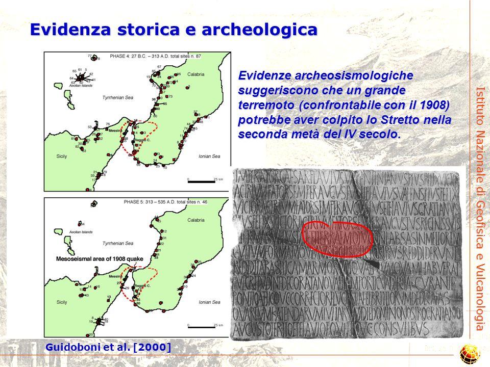 Evidenza storica e archeologica