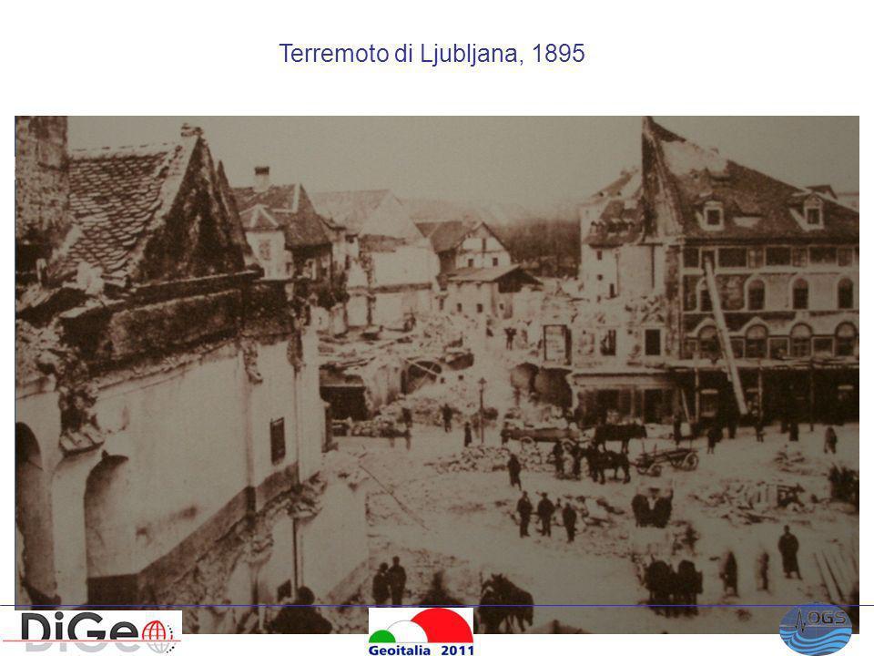 Terremoto di Ljubljana, 1895