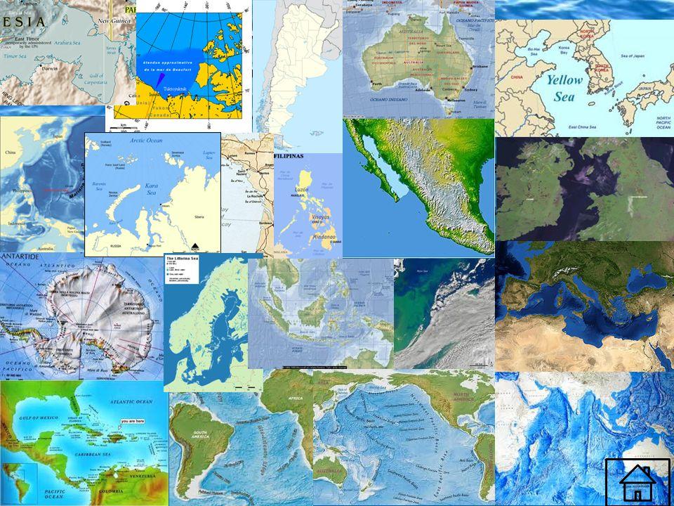 Tutti I numeri gli oceani: