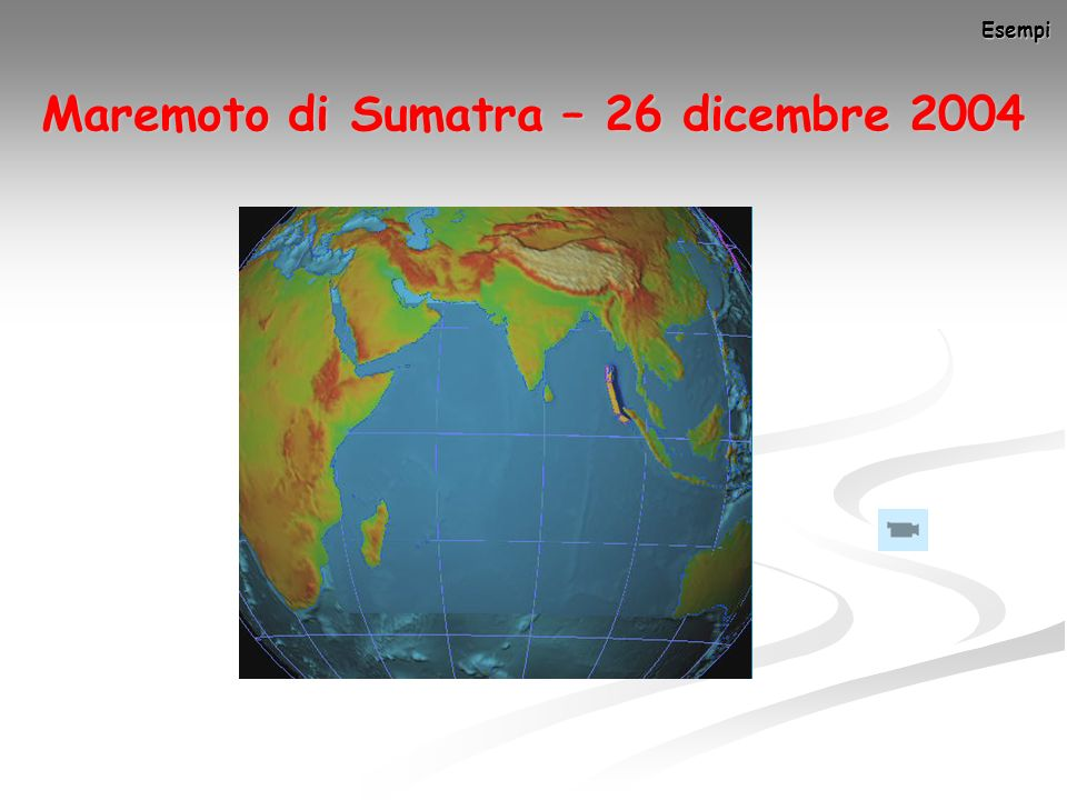 Maremoto di Sumatra – 26 dicembre 2004