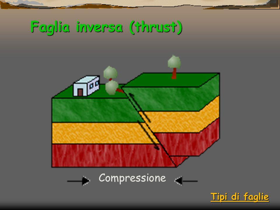 Faglia inversa (thrust)