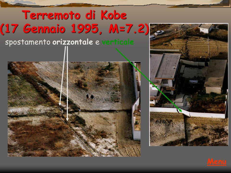 Terremoto di Kobe (17 Gennaio 1995, M=7.2)
