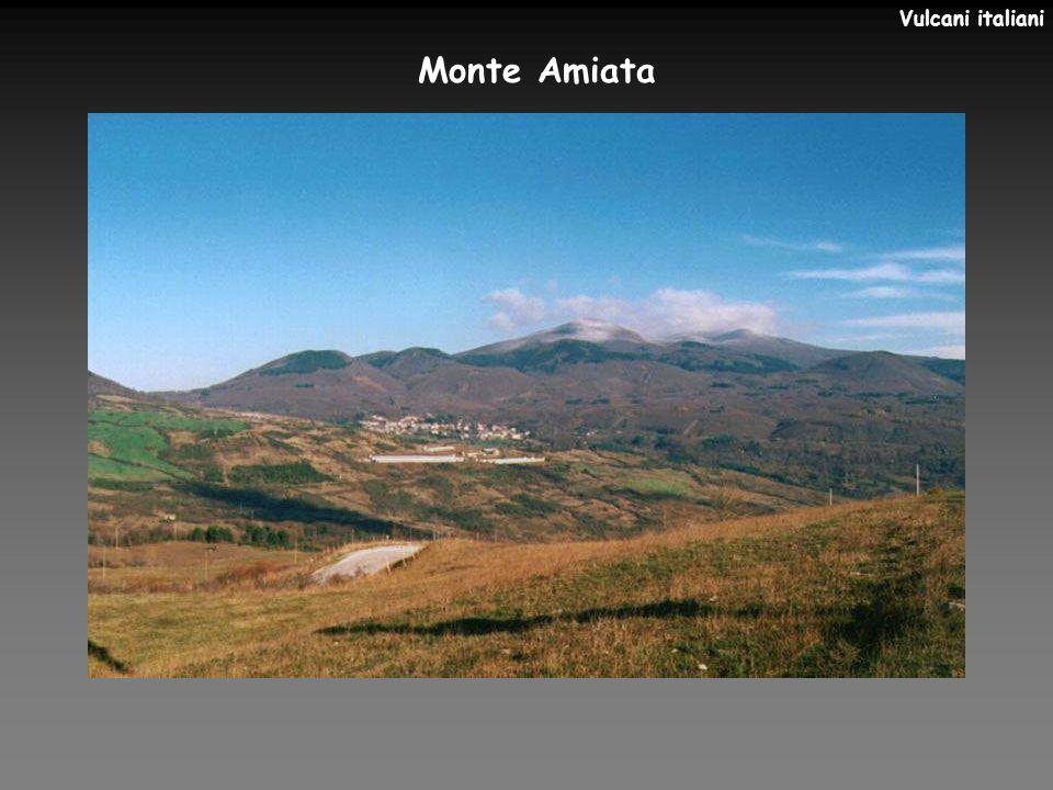 27/03/2017 Vulcani italiani Monte Amiata
